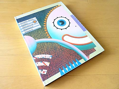 Graphic Artists Guild's Directory of Illustration: Madison Square Press