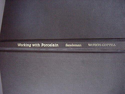 9780823058693: Working with porcelain (Ceramic skillbooks)