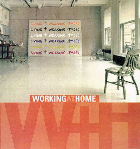 9780823058709: Working and Living Spaces: Working at Home