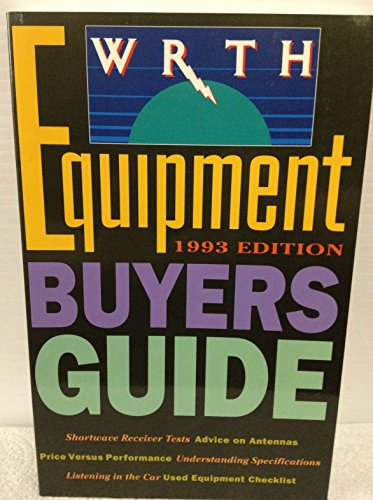 9780823059492: Wrth Equipment Buyers Guide, 1993