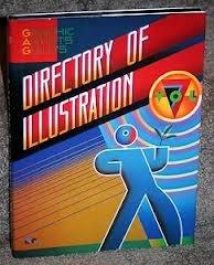 9780823060085: Directory of Illustration (Graphic Artist Guild) (Volume 7)