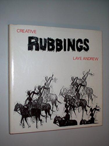 9780823060207: Creative rubbings