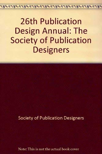 9780823060535: Publication Design Annual