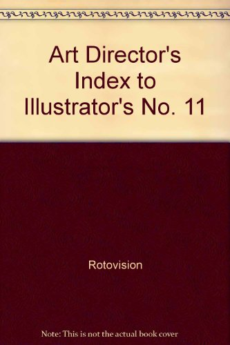 9780823060870: Art Director's Index to Illustrator's No. 11