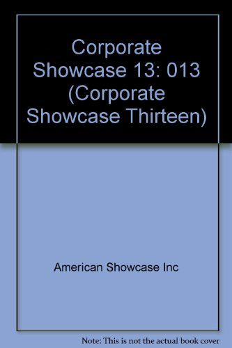 Corporate Showcase 13 (Corporate Showcase Thirteen): American Showcase Inc