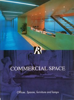 9780823064403: Commercial Space: Offices. Spaces, Furniture and Lamps