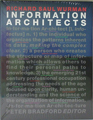 9780823064557: Information Architects