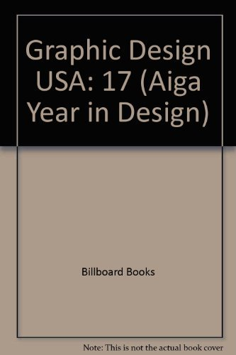 Graphic Design USA 17: The Annual of the American Institute of Graphic Arts
