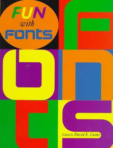9780823065868: Fun With Fonts
