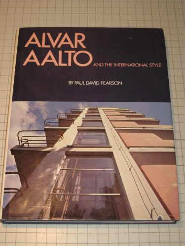 9780823070237: Alvar Aalto and the International Style