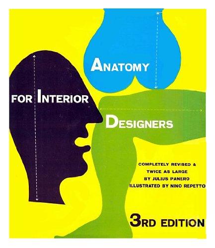 9780823070268: Anatomy for Interior Designers