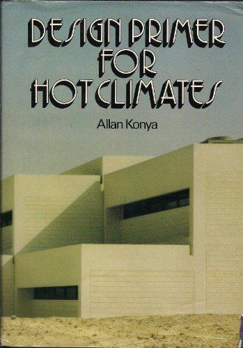 9780823071487: Design Primer for Hot Climates