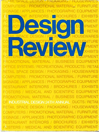 9780823071517: Design review: Industrial design 23rd annual