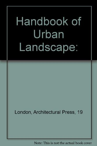 Handbook of Urban Landscape: Tandy, Cliff