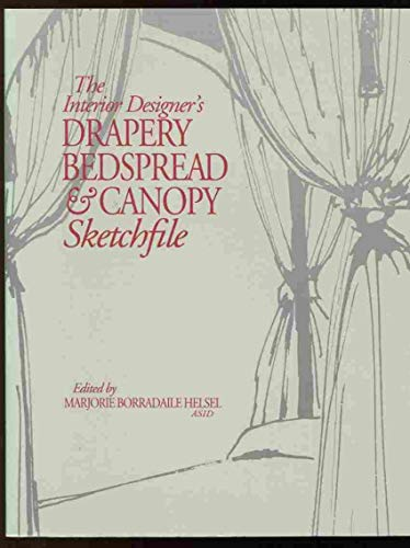 The Interior Designer's Bedspread and Canopy Sketchfile