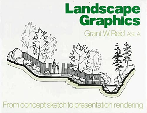 9780823073313: Landscape Graphics: From Concept Sketch to Presentation Rendering