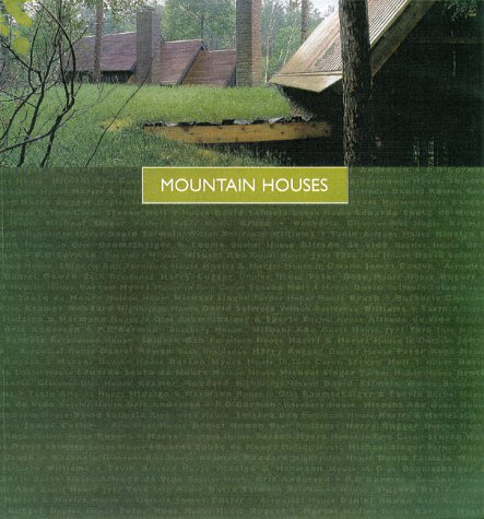 9780823073924: Mountain Houses