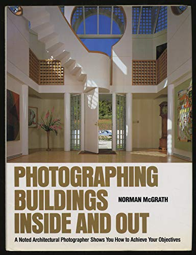 9780823074136: Photographing Buildings Inside and Out