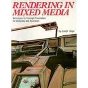 9780823074273: Rendering in Mixed Media