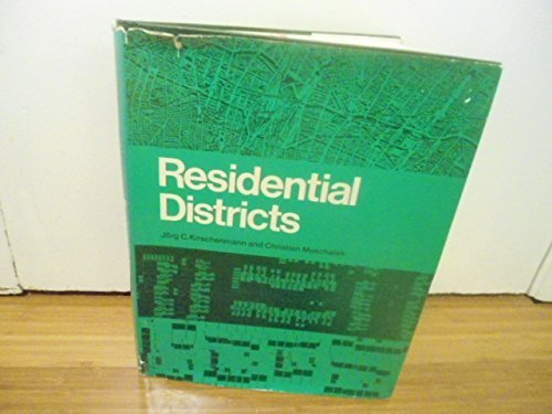 9780823074914: Residential Districts (First Edition in English)