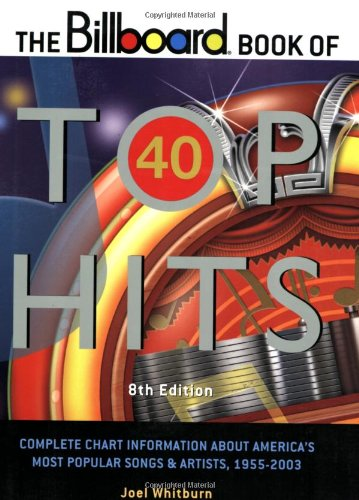 9780823074990: The Billboard Book of Top 40 Hits (Billboard Book of Top Forty Hits) 8th Edition