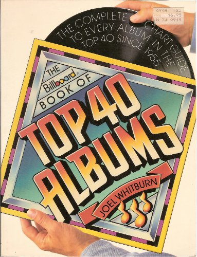 9780823075133: The Billboard Book of Top 40 Albums: Joel Whitburn