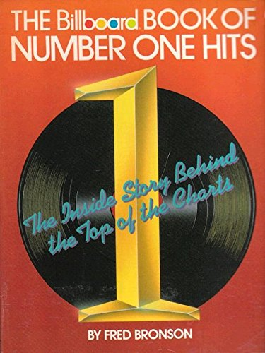 9780823075225: Billboard Book of U.S.A. Number One Hits