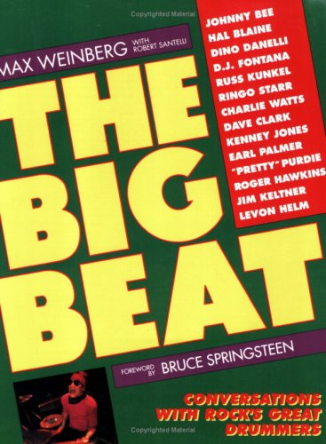 9780823075713: The Big Beat: Conversations With Rock's Great Drummers