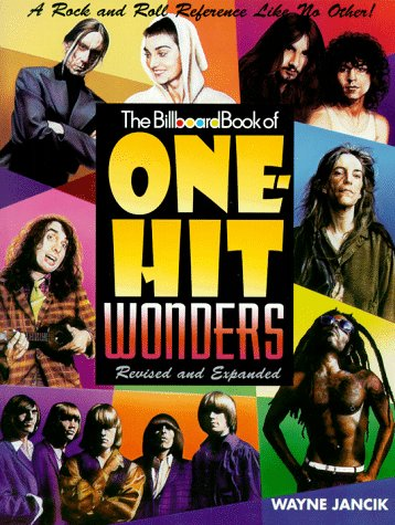 9780823076222: The Billboard Book of One-Hit Wonders