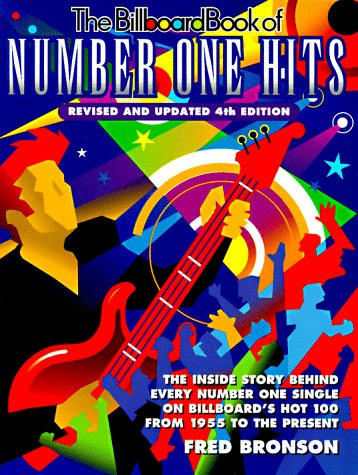 9780823076413: The Billboard Book of Number One Hits