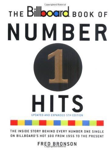 9780823076772: The Billboard Book of Number One Hits