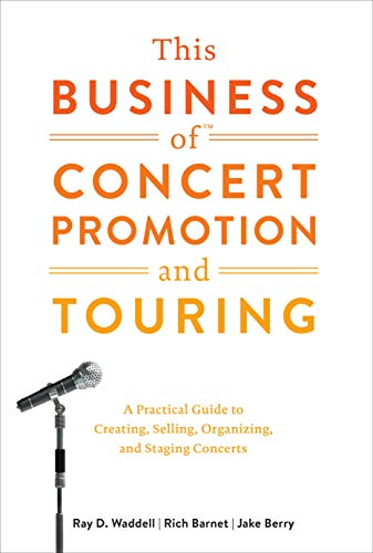 9780823076871: This Business of Concert Promotion and Touring