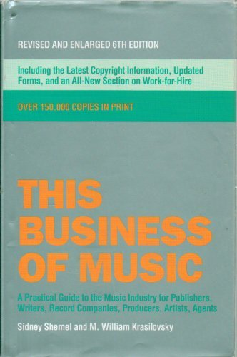 9780823077069: This Business of Music, Sixth Edition