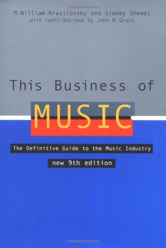 9780823077281: This Business of Music: The Definitive Guide to the Music Industry, Ninth Edition (Book only)