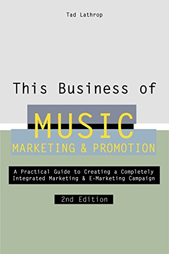 9780823077298: This Business of Music Marketing & Promotion