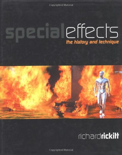 9780823077335: History and Technique of Special Effects
