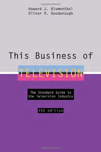 9780823077632: This Business of Television