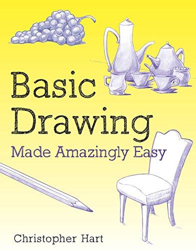 9780823082766: Basic Drawing Made Amazingly Easy