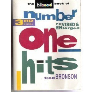 9780823082988: The Billboard Book of Number One Hits