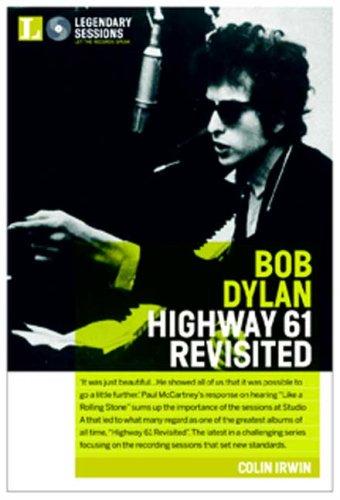 9780823083985: Legendary Sessions: Bob Dylan: Highway 61 Revisited