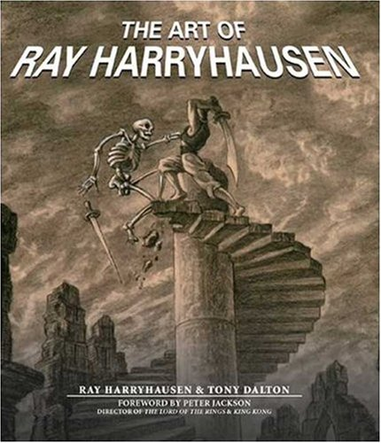 9780823084005: The Art of Ray Harryhausen