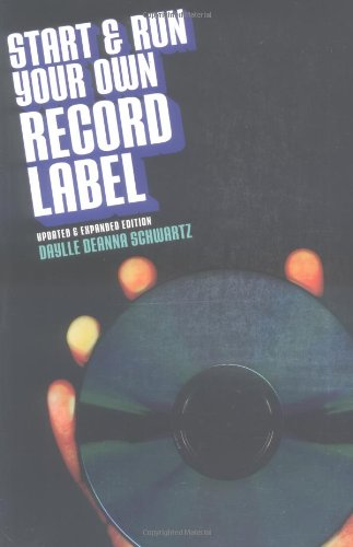 9780823084333: Start and Run Your Own Record Label (Start & Run Your Own Record Label)