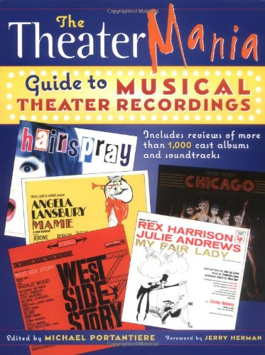 9780823084357: The Theatermania Guide to Musical Theater Recordings