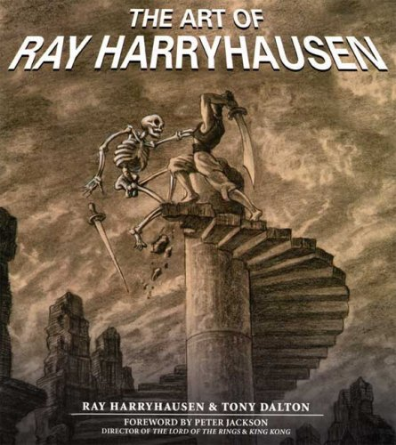 9780823084647: The Art of Ray Harryhausen