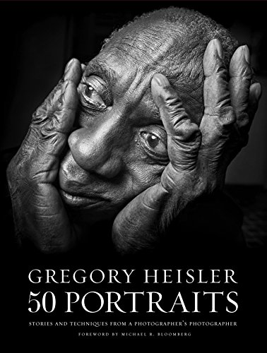 9780823085651: Gregory Heisler 50 Portraits: Stories and Techniques from a Photographer's Photographer