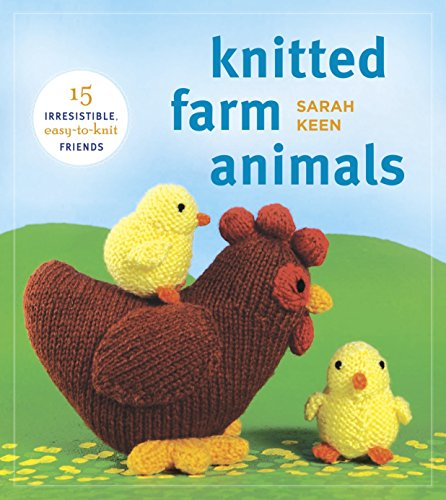 9780823085941: Knitted Farm Animals: 15 Irresistible, Easy-To-Knit Friends