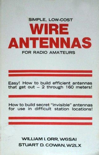 9780823087075: Simple, Low-Cost Wire Antennas for Radio