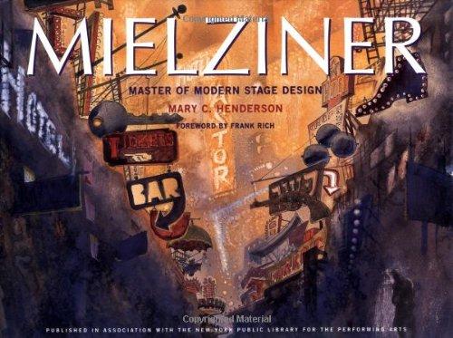 9780823088232: Mielziner: Master of Modern Stage Design