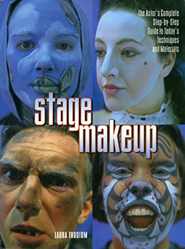 9780823088393: Stage Makeup: The Actor's Complete Guide to Today's Techniques and Materials