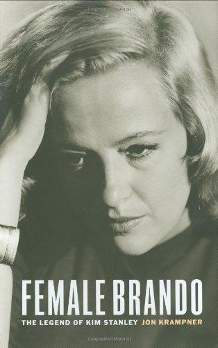 9780823088478: Female Brando: The Legend of Kim Stanley